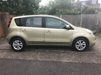 *Cheap* Nissan Note Acenta Facelift Auto Bluetooth Automatic Air Con Aux MPV Family Small Family Car