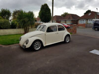 1967 VW Beetle Sought after Version (12 months M.O.T.) Classic :)