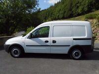 Combi van years M.O.T