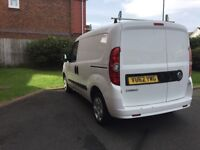 Vauxhall combo van 44000 miles from new £1800 Ono
