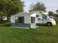 Fiamma sides [3] for F45 motorhome awning