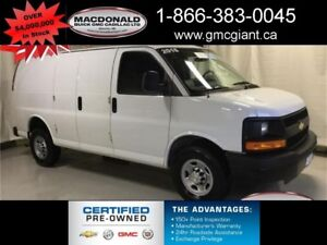 2016 Chevrolet Express 1WT -  Power Windows - $200.31 B/W