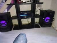 Sony shake x3d 1200w sound system