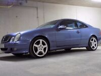 Mercedes Coupe CLK 320 Avantgard Automatic 2000