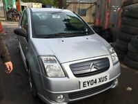 CITROEN C2 FURIO AUTO 2004- FOR PARTS ONLY