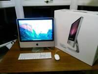 iMac 20in 4GB inc. Box