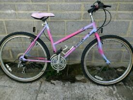 Raleigh monterey ladies bike in great condition MTB (20) city