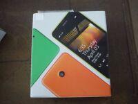 Nokia Lumia 635 - Black - Sim Free - 4G - 1GB RAM - Windows - New still in Sealed Box