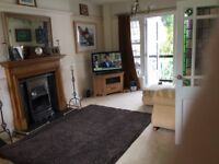 Double room. Sharing house with landlord. £95 per wk