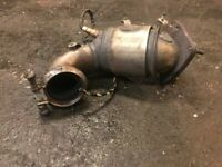 2007 VAUXHALL VECTRA 1.9 CDTI Z19DTH DIESEL CATALYTIC CONVERTER WITH o2 SENSOR BREAKING £130 for sale  Luton, Bedfordshire