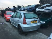 2003 CITROEN C3 SX 16V HDI (MANUAL DIESEL)