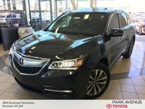 2014 Acura MDX NAVIGATION PACKAGE* TOIT OUVRANT* 7 PASSAGERS*