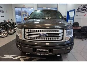 2014 Ford F-150 - Sunroof, Nav, Leather!
