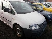 volkswagon caddy turbo diesel