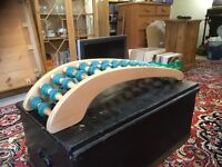"""Genuine """"Sportstretcher"""" in as new condition."""