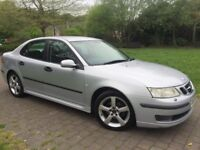 2004 Saab 9-3 2.0 Turbo Vector Automatic 12 months mot new tyres allround cheap to run and insure