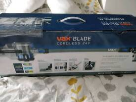 Brand new vax blade cordless hoover