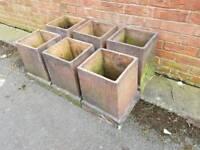 Chimney/garden pots