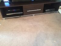 Tv stand 140*30 height 30cm