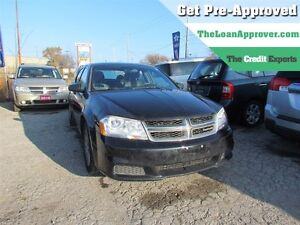 2013 Dodge Avenger BAD CREDIT APPROVED | APPLY TODAY London Ontario image 1