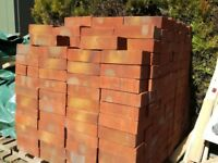 Ibstock autumn multi bricks approx 560 pieces