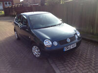 Two owners from new!!! VW Polo S 2002, 1.2 petrol!!!