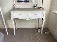 Dunelm Camille Dressing Table £109 brand new