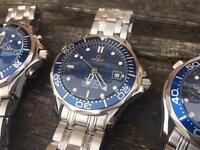 Omega seamaster 300m automatic watch