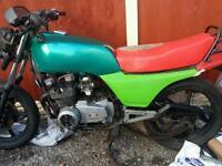 Kawasaki z400 f