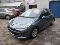 Peugeot 207 s hdi,1398 cc 3 dr hatchback,clean tidy car,runs and drives well,cheap to tax and insure