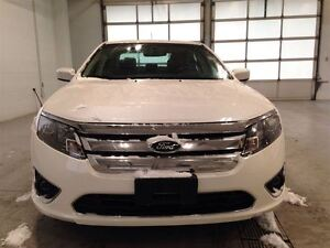 2012 Ford Fusion SEL| LEATHER| HEATED SEATS| SUNROOF| 61,346KMS Cambridge Kitchener Area image 9