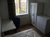 Double room availble now.