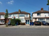 Newly refurbished 1 bed flat to rent in Northolt