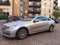 Mercedes E class coupe E250 CDI 2.2 automatic diesel , part exchange welcome