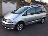 2005 Seat Alhambra 2.0 Reference 5dr Full Service History HPI Clear @07445775115@ 07725982426@