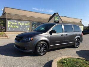 2017 Dodge Grand Caravan GT / LEATHER / PWR DOORS & REAR HATCH
