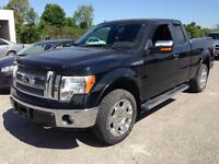 2012 Ford F-150 Lariat leather and only 23,600 k's 5.0 ltr