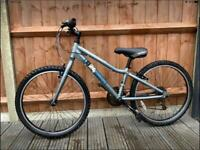 Ridgeback rx24 terrain mountain bike in good condition some new parts fitted plz read full advert