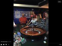 A fun fun fun casino night