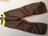 Quicksilver snowboarding trousers