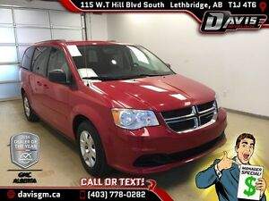 Used 2013 Dodge Grand Caravan SE-7 Passenger, Certified Pre Owne