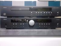Arcam A70 stereo amplifier and Arcam Cd player Cd73