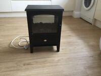 Dimplex coal-effect electric fire. Excellent condition.