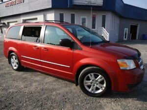 2008 Dodge Grand Caravan SE STOW'N GO BAS MILLAGE DEMAREUR A DIS