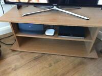 Oak colour TV Unit