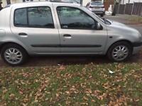 Quick Sale Renault 5 doors 31k