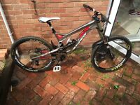 Nukeproof DH Comp Bike 2014