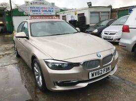 2012 BMW 318D MODERN 2.0 DIESEL AUTOMATIC £3O ROAD TAX FINANCE £179 PER MONTH