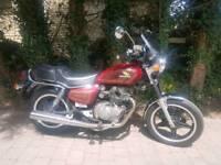 Cm250t classic cb250 super dream Honda Yamaha Suzuki motorcycle motorbike
