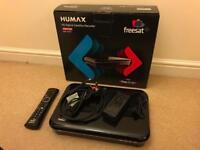 Humax Freesat+ HD Digital Satellite Recorder. 500GB Storage.